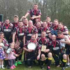 Crosby St Mary's cup final winners!
