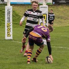 Marr Rugby V Kelso 29.09.'18 1 vx