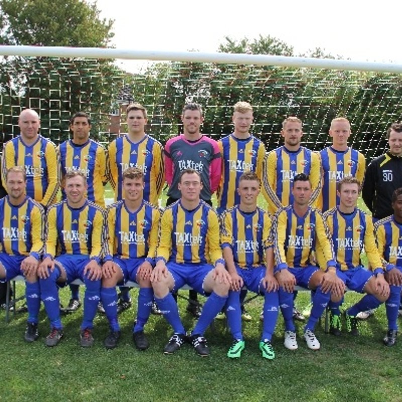 Cherry Hinton 1st Team lose to Eaton Socon 4 - 0