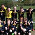 U12 Raptors beat AFC Brooklands Hawks 2 - 1