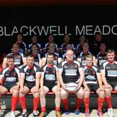 Darlington secure semi – final place with big win at Blackwell meadows