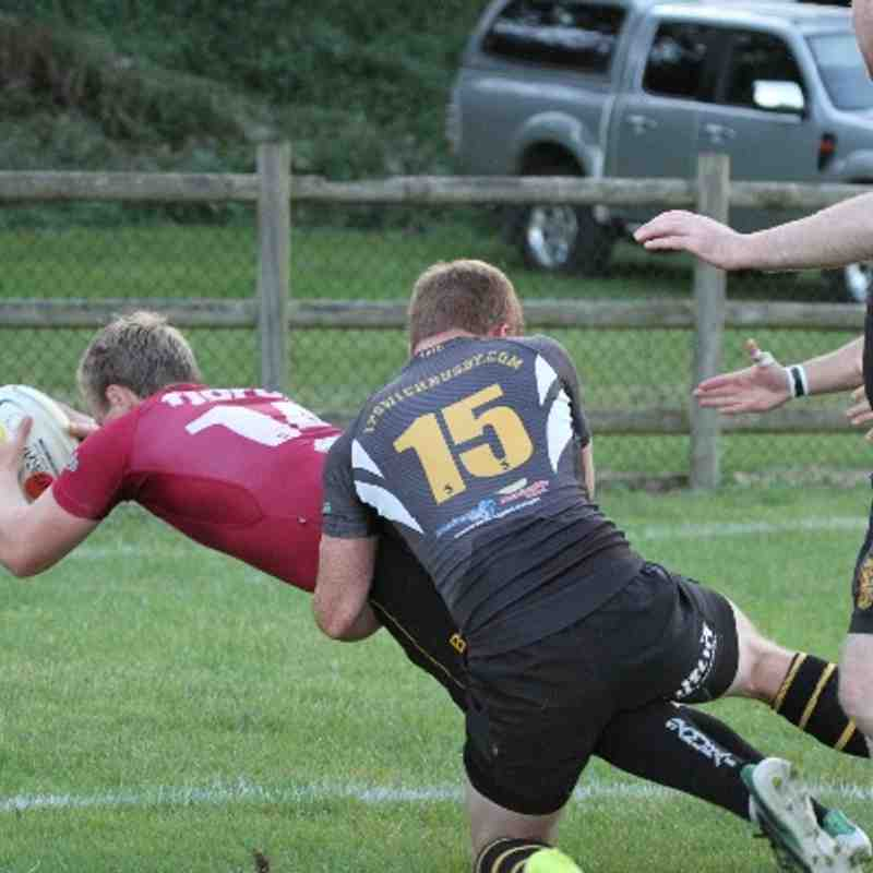 P.S. Wolfhounds v Ipswich H
