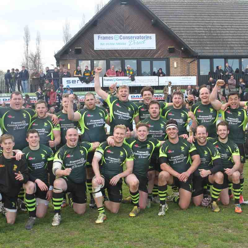 BSE RUFC 1st XV H Cambridge