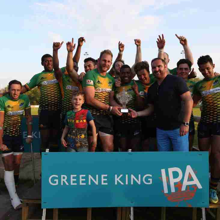 Teams Announced for GKIPA7s - Sunday 7th May