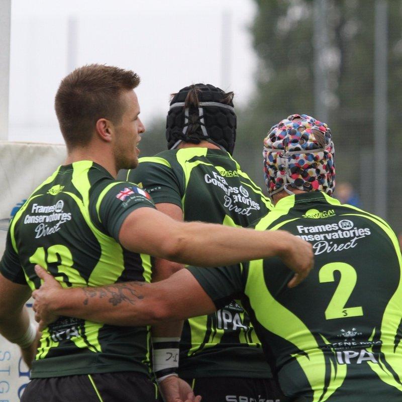 IXV Team Selection Vs Taunton Titans