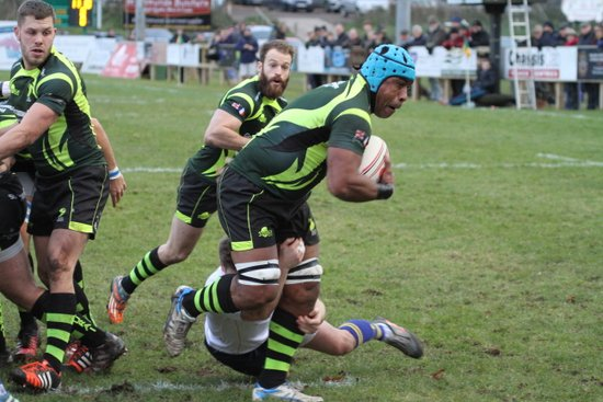 BSE RUFC 1st XV H Old Elthamians