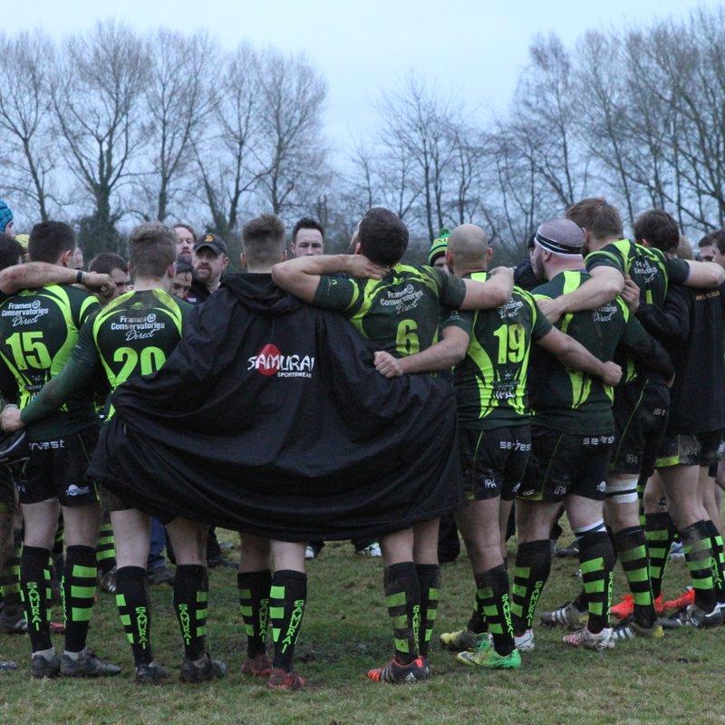 1XV Team Selection v Taunton Titans
