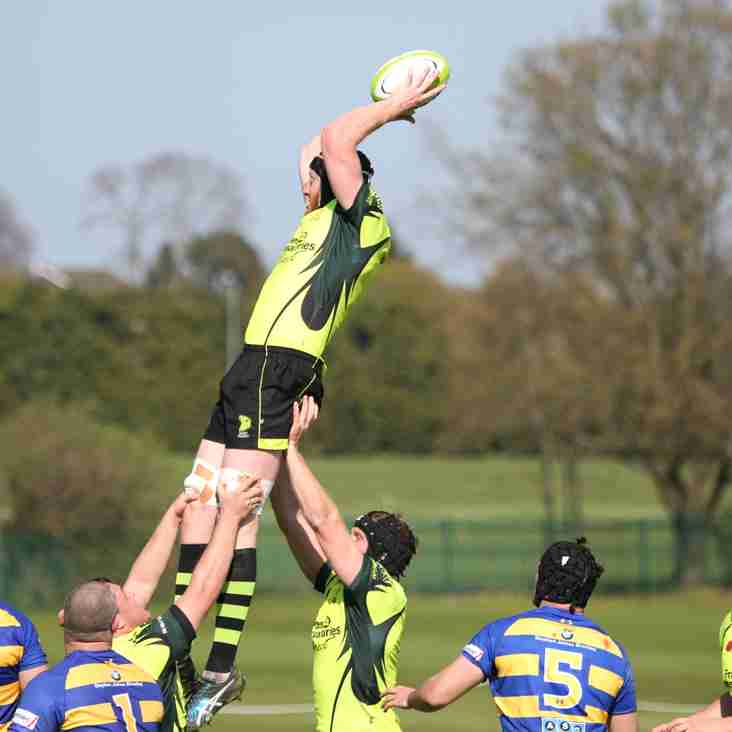 Bury 13 Canterbury 14...the visitors snatch a win in front of a record IPA Haberden crowd