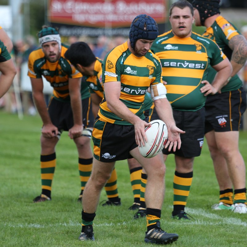 Bury secure a win at Broadstreet...a much improved performance saw BSE win 16-20