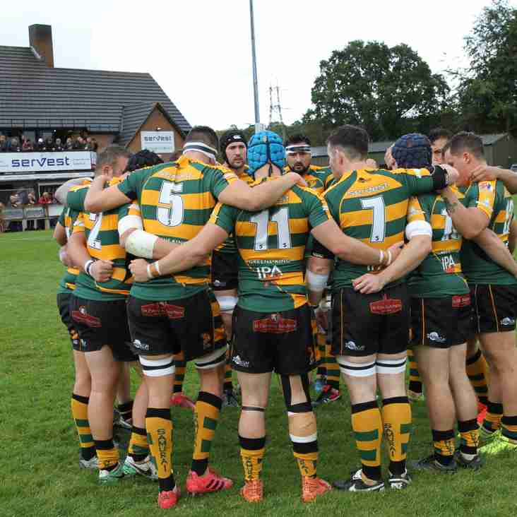 Bury cross 7 times in a convincing victory at Barnstaple 24-39