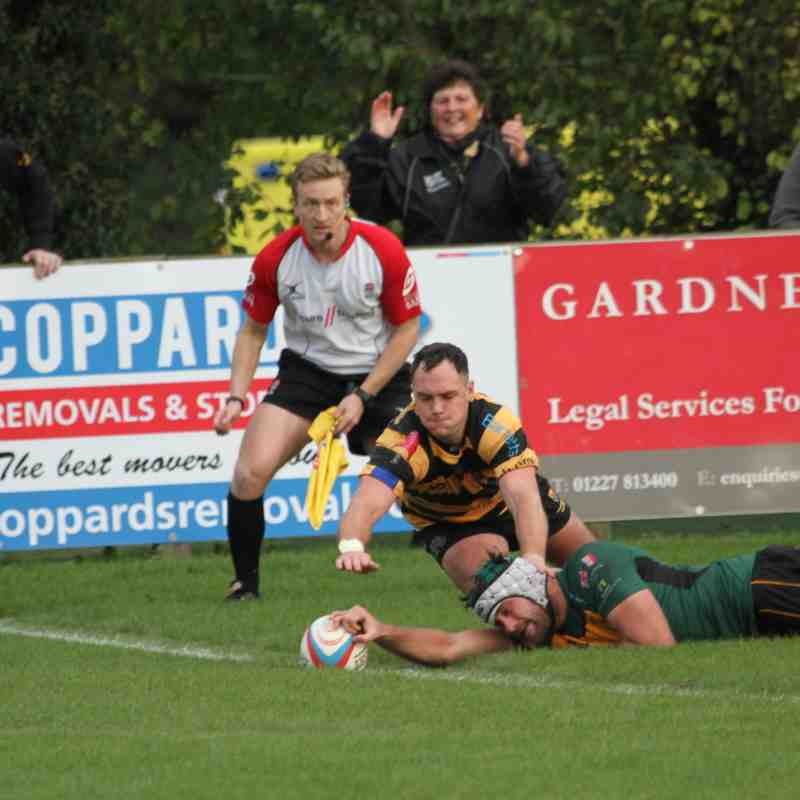 BSE RUFC 1st XV A Canterbury