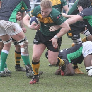No Wild Geese chase for Bury.