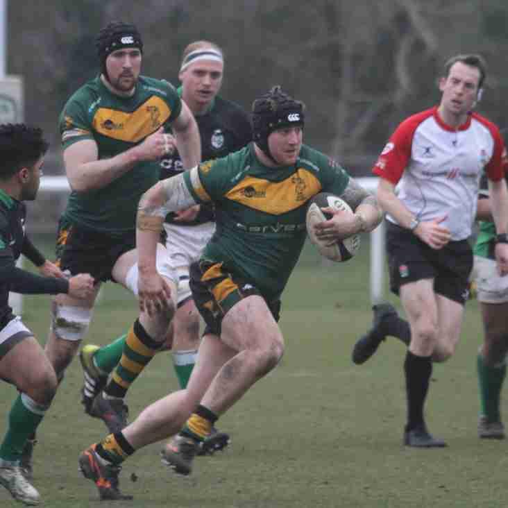 Bury storm to victory 29-50 at London Irish!