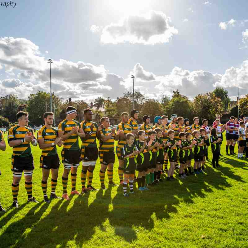 BSE RUFC 1st XV Review of the Season 2017/8