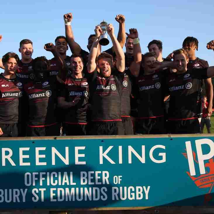 10th Greene King IPA 7s a huge success!!!