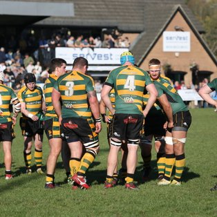 Bury suffered a humbling defeat to the Titans in deepest Somerset.