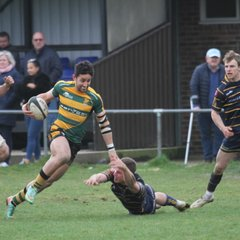 BSE RUFC 1st XV A Worthing