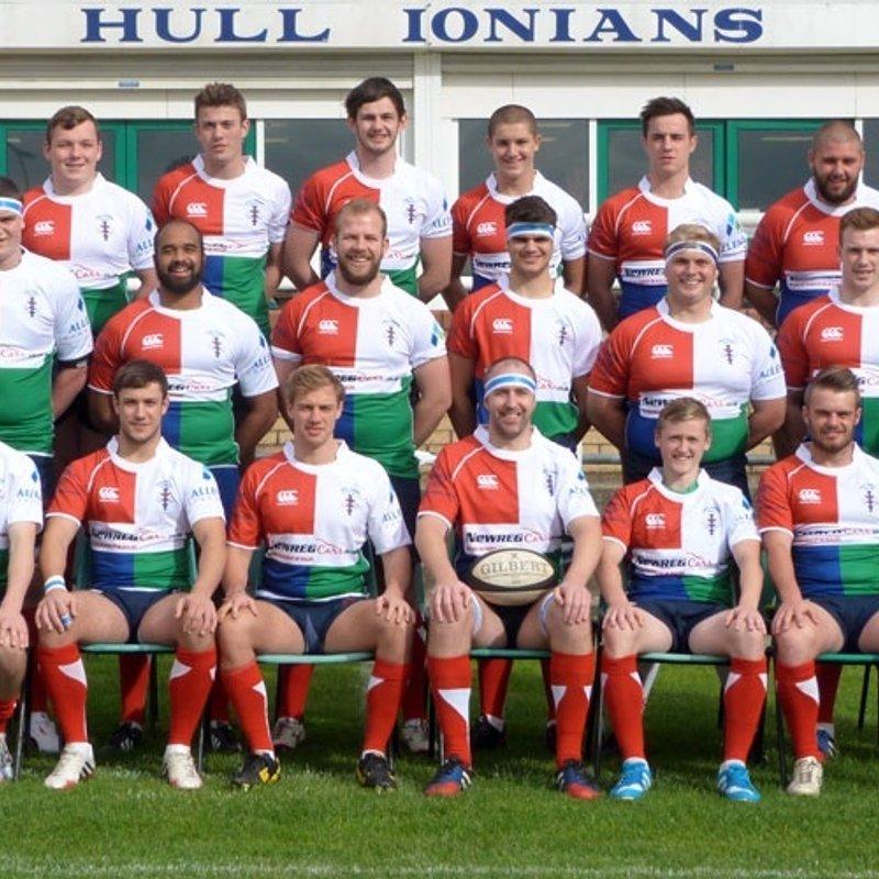 Driffield 3rd XV 0 - 0 Hull Ionians 2nd XV