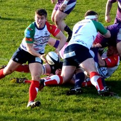 Hull Ionians 18 Loughborough 16