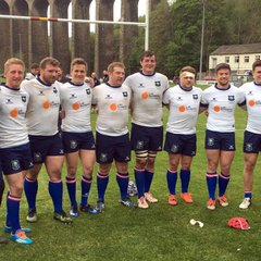 Hull Ionians players in Yorkshire Team