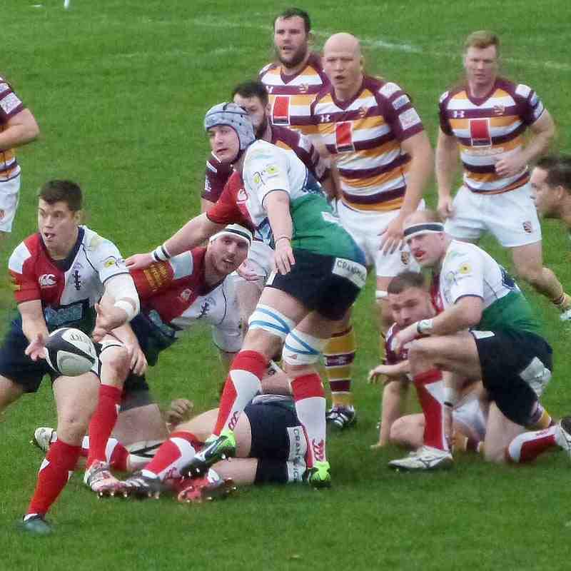 Hull Ionians 33 Fylde 14