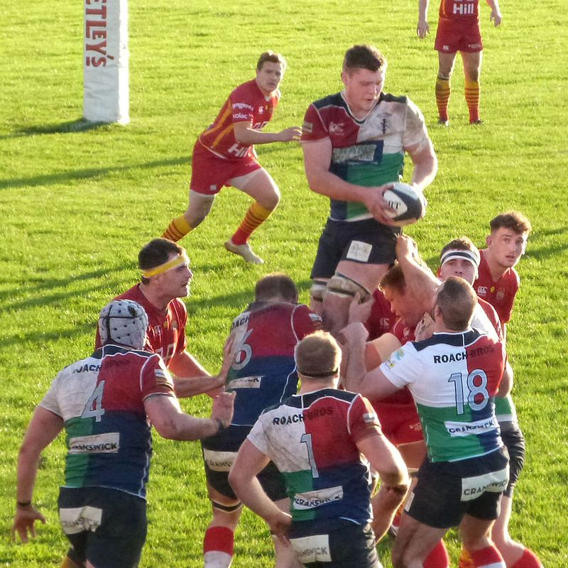 Hull Ionians 27 Cambridge 21
