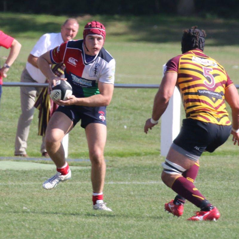 Ionians 35 v 33 Sheffield Tigers