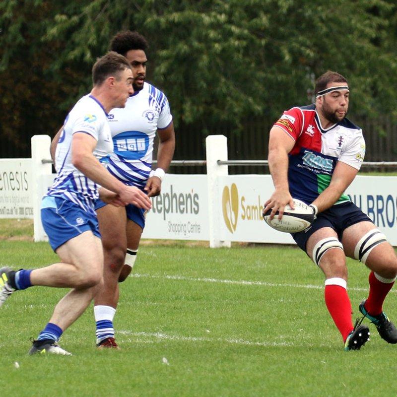 Ionians 34 v 12 Peterborough Lions