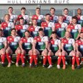 Hull Ionians vs. Chester