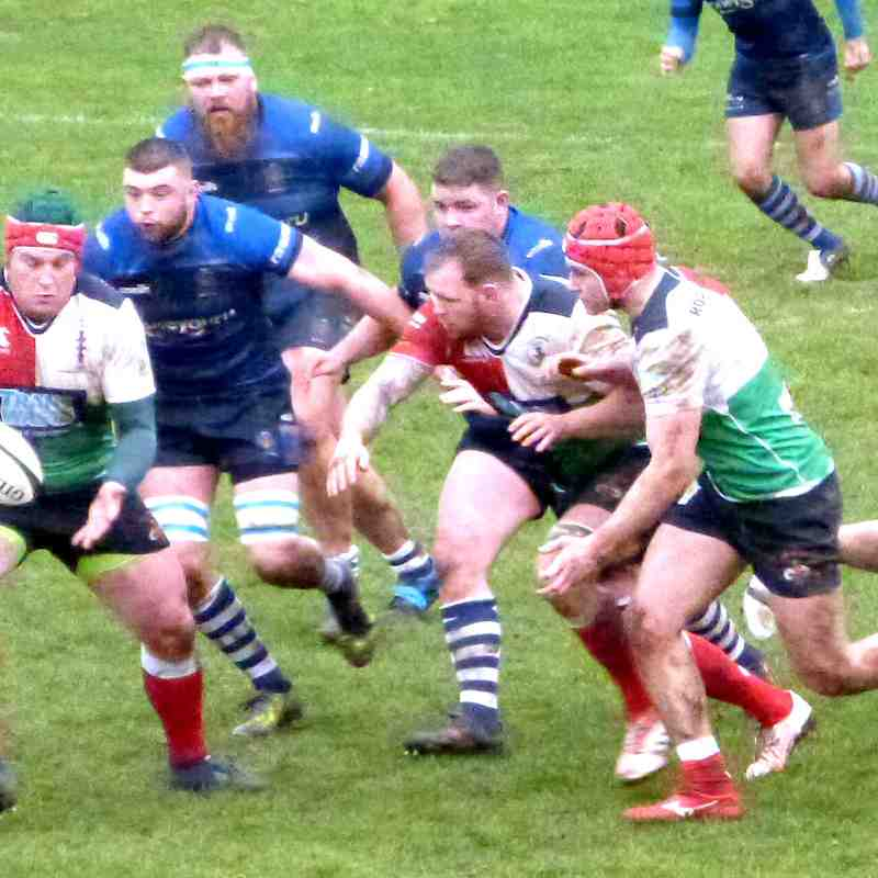Hull Ionians 18 Macclesfield 16