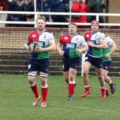 Hull Ionians 31 Hinckley 27