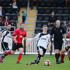 Bamber Bridge 2v3 Longridge Town (Credit Paul Vause)