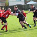 Pool Blown Away Early Doors By Strong Blaydon Outfit