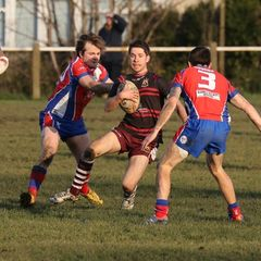Warriors v Sharlston 10nov12
