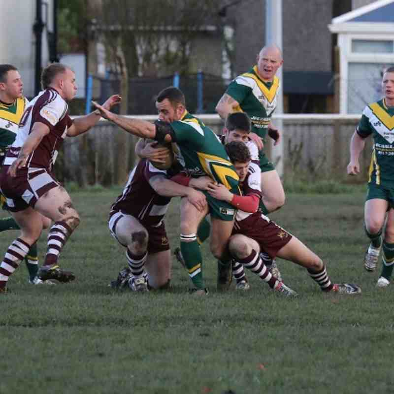 Warriors v Hunslet OB 17nov12