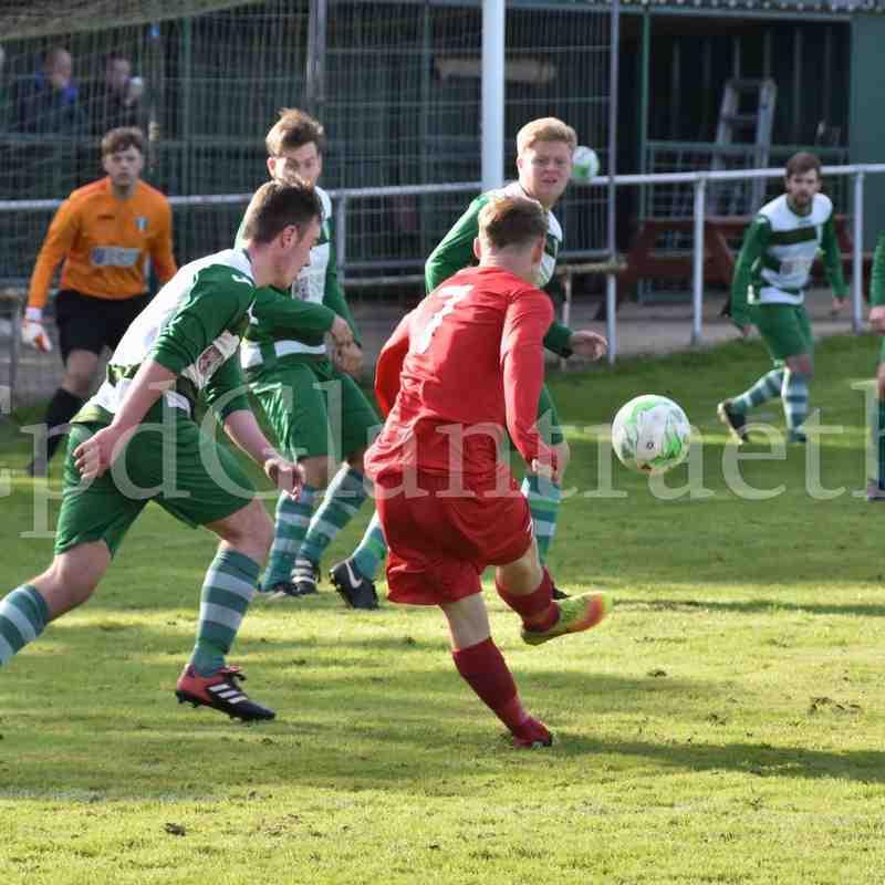 CPD Glantraeth FC v Talysarn Celts