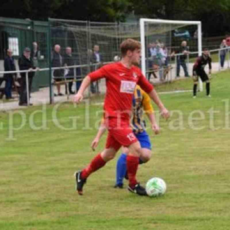 CPD Glantraeth FC v Penmenmawr Pheonix Welsh Cup Qualifying Round 1