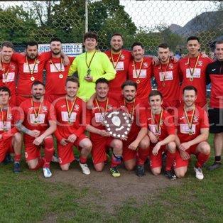 Nefyn United v CPD Glantraeth FC