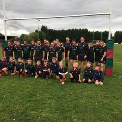 1st XV lose to Luctonians 19 - 80
