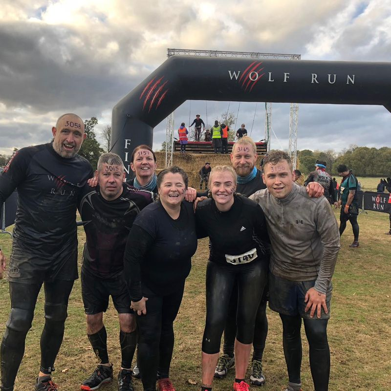 Touch V's 'THE WOLF RUN'