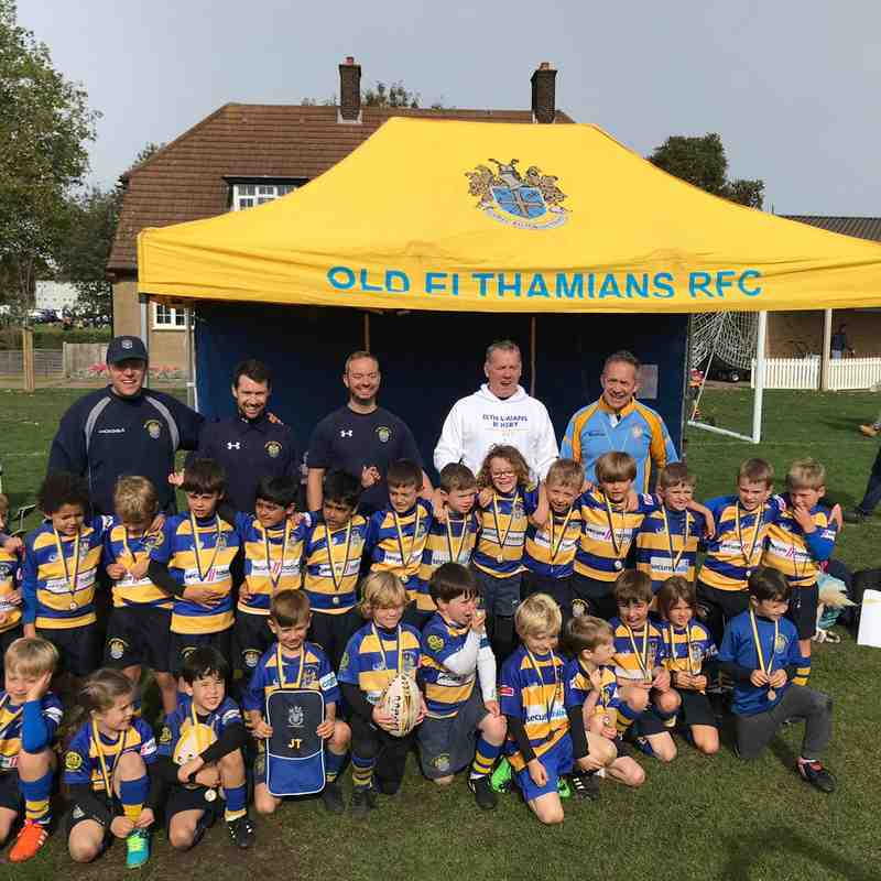 Foxbury Festival 2018 - U7s Dream Team