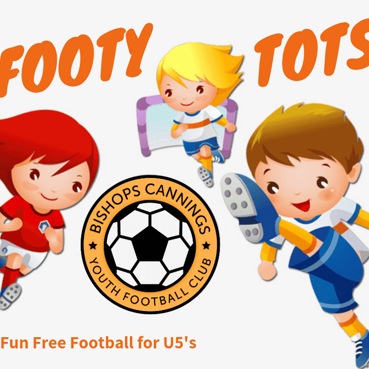 Fun Free Football For U5's