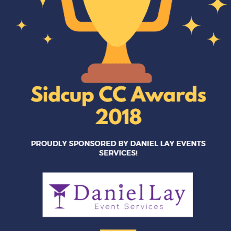2018 Awards and Dinner