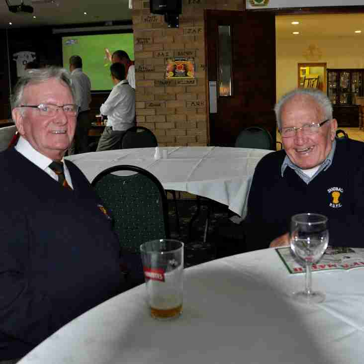 Members and Guests Pre-Match Lunch 16th April