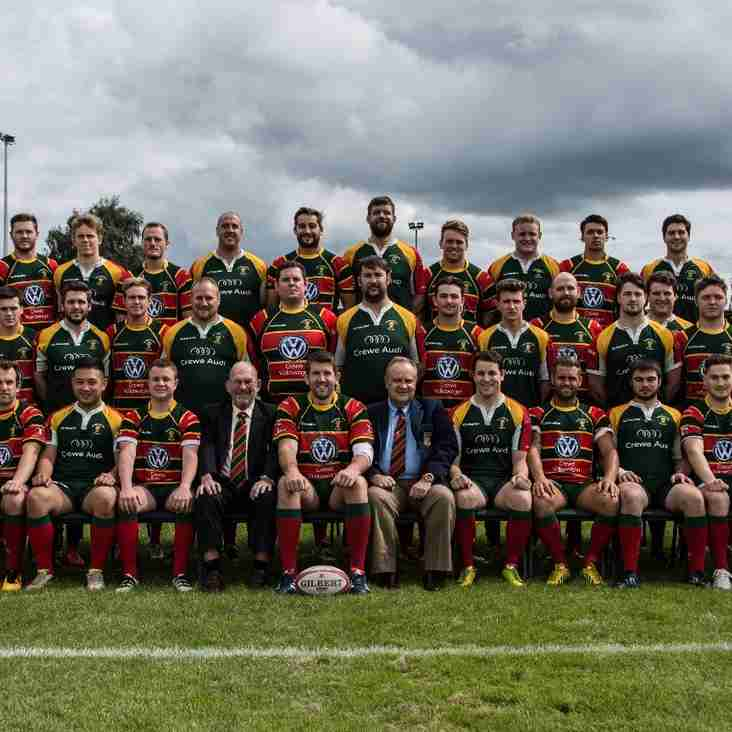 Cheshire Cup this Saturday and news of new signings