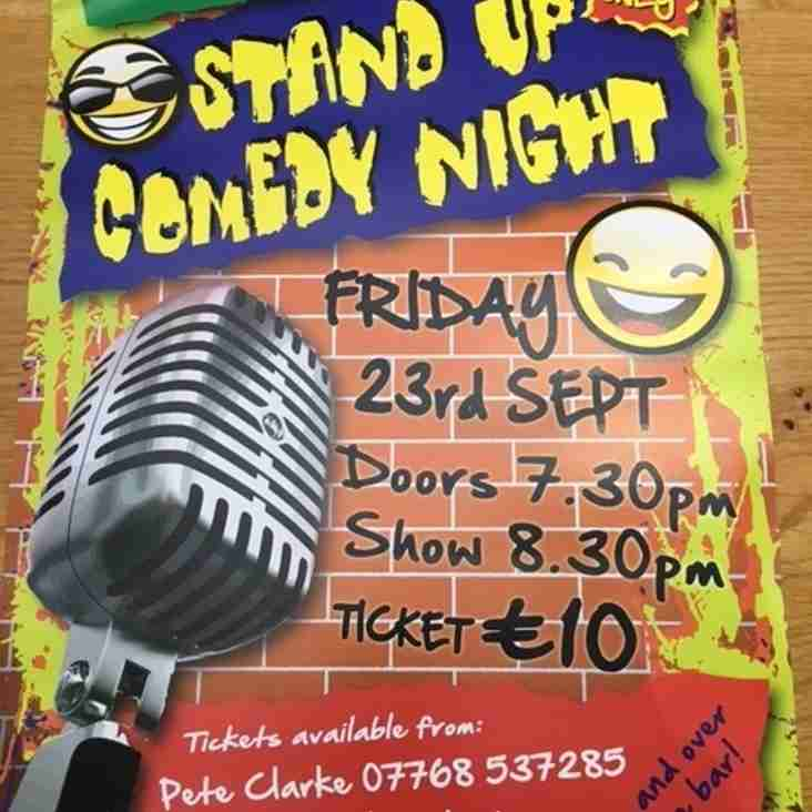 **SOLD OUT** Comedy Night Friday September 23rd
