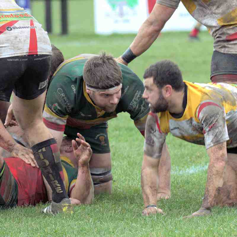 1XV v Bees Feb 2018 D. Weatherby Photos
