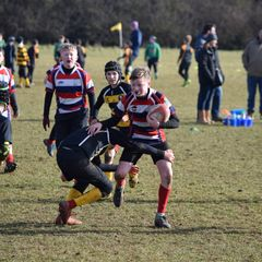 U12 v Letchworth 18/2/18