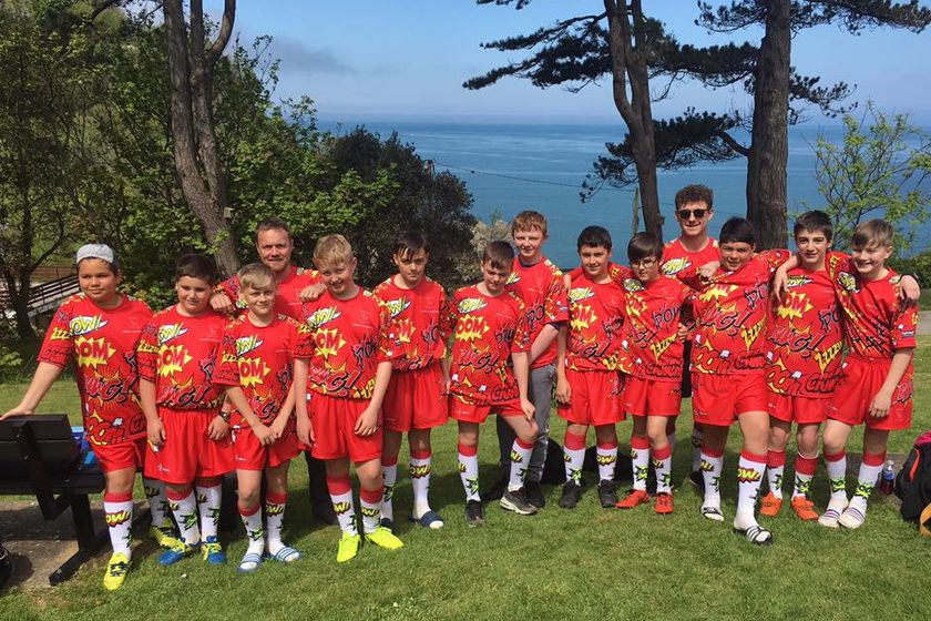 West Coast Rugby Rocks 2018 - U12