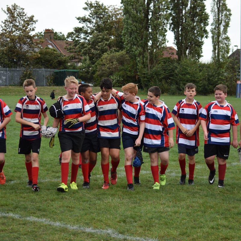 Finchley v Watford U13s 16/9/18